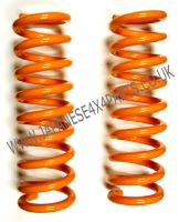 Nissan Navara D40 Pick Up 2.5DCi - YD25DDTi (05/2005-2015) - Front Suspension Coil Spring Pair